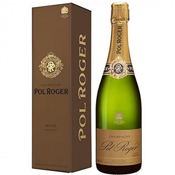 Champagne Pol Roger Rich, Demi-sec