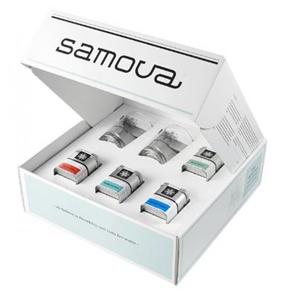 Samova Tasting-Box Comfort