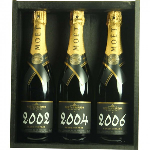 Moet & Chandon Champagner Grand Vintage Setbox