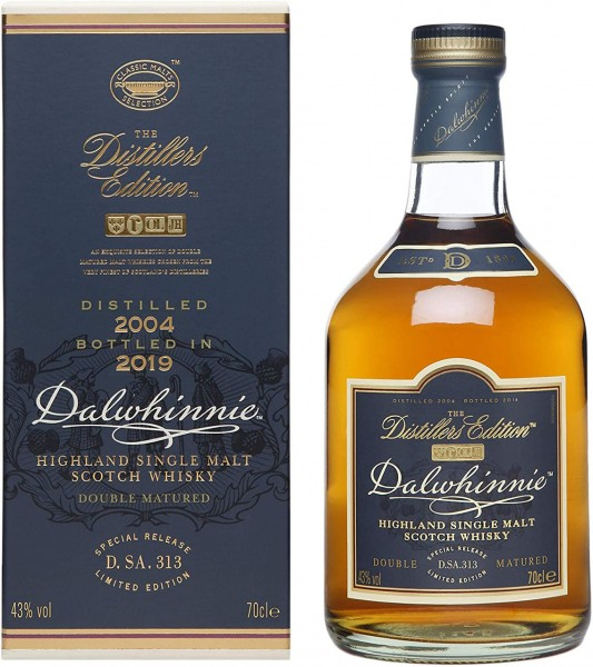 Dalwhinnie Whisky Distillers Edition