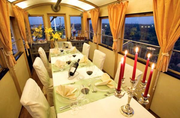 Wiener Riesenrad Candle Light Dinner für 2