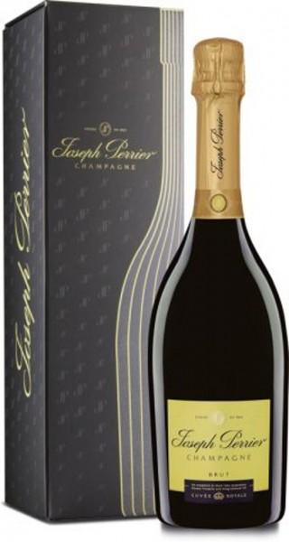 Champagne Joseph Perrier Brut in Geschenkbox
