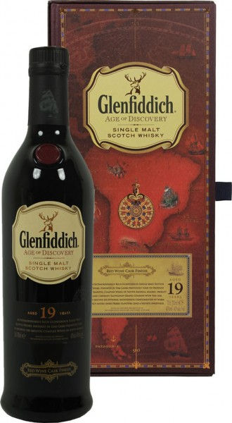 Glenfiddich Age of Discovery 19 J. Whisky