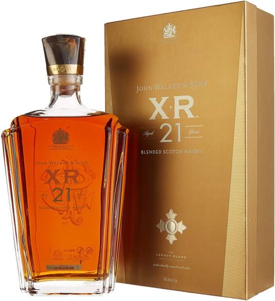 Johnnie Walker XR 21 Jahre Whisky