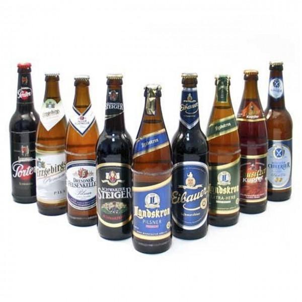 Probierpaket 'Sächsische Biere'
