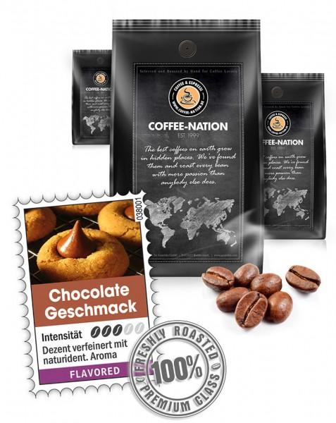 Coffee-Nation Aroma-Kaffee Chocolate