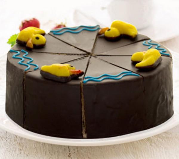 """Torte """"Ententeich"""""""