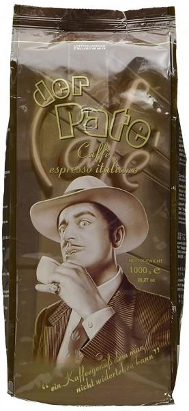 Lucaffe Espresso der Pate