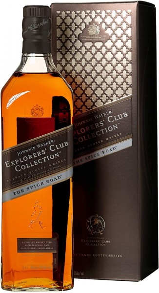 Johnnie Walker Whisky Explorers Club Collection