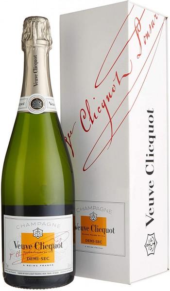 Veuve Clicquot Champagner Demi-Sec