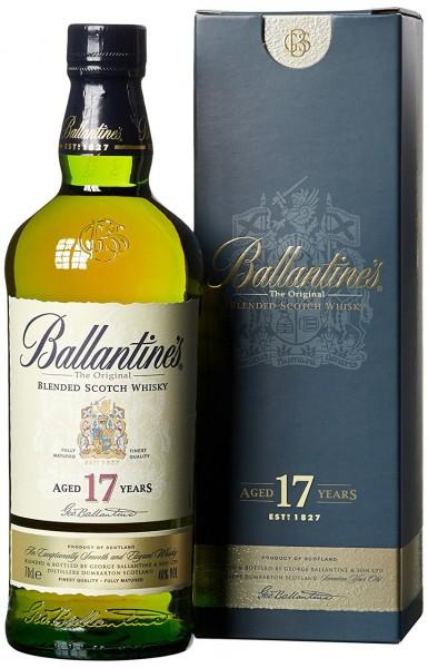 Ballantine's 17 Years Old