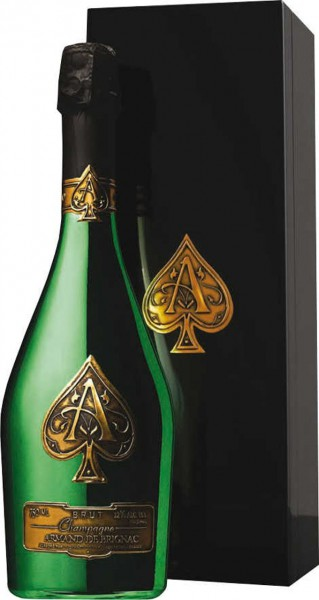 Armand de Brignac Limited Edition Green