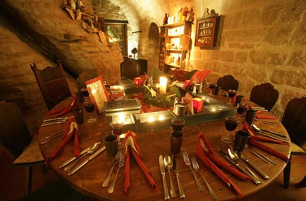 Historisches Dinner Festung Königstein für 2
