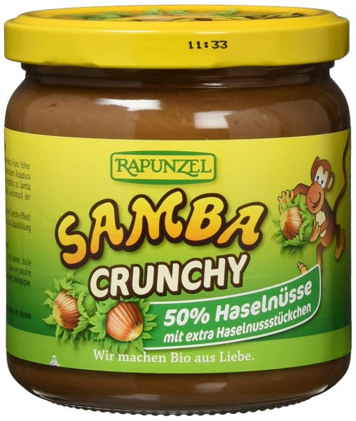 Rapunzel Samba Crunchy Bio