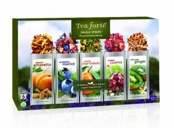 Tea forté Herbal Retreat Single Steeps
