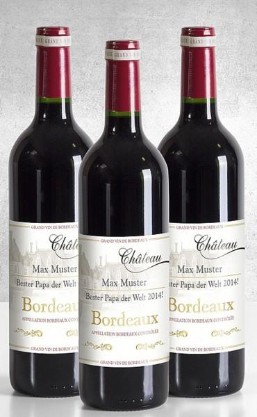 Mein eigener Bordeaux (3x 0,75 l)