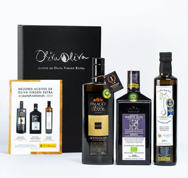 Die 3 besten nativen Olivenöle aus Spanien