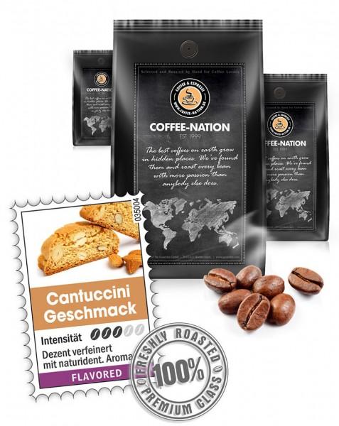 Coffee-Nation Aroma-Kaffee Cantuccini