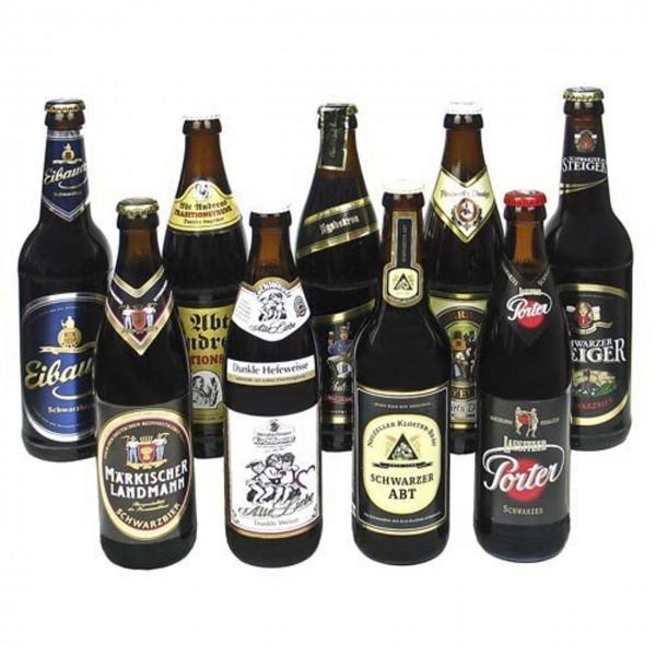 Schwarzbier Bierset
