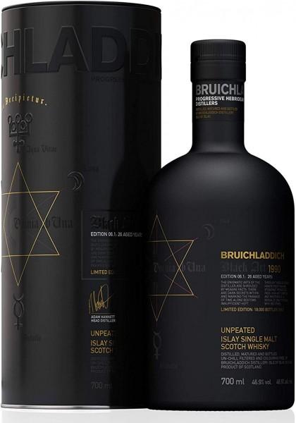 Bruichladdich Black Art 1990