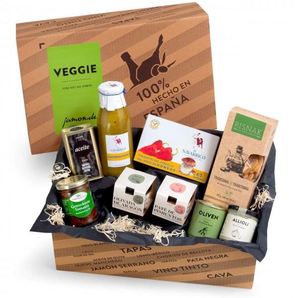 Veggie-Box Spanien