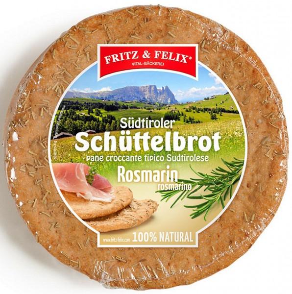 Rosmarin Schüttelbrot, 20 x 150 gr.