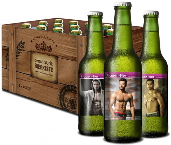 Frauen-Bierbox