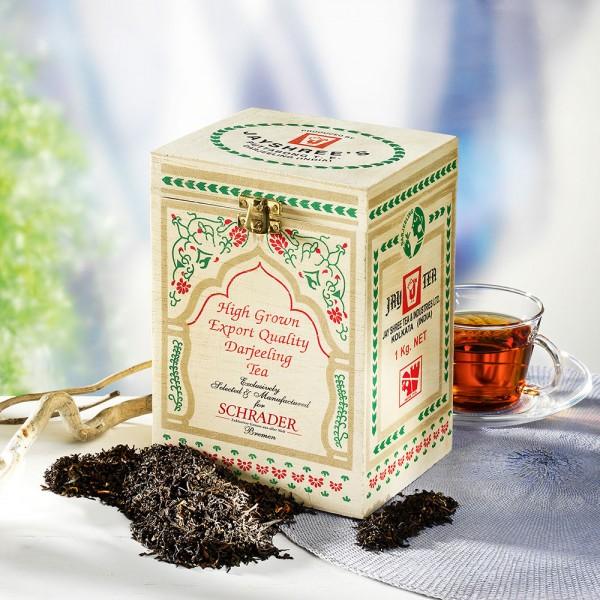Schwarzer Tee Darjeeling Second Flush Bio