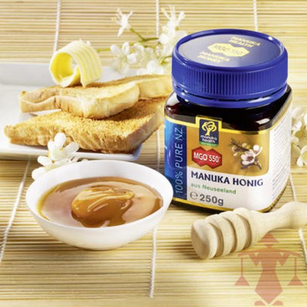 Manuka-Honig MGO™550+