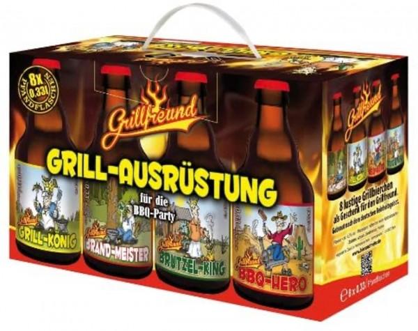Bier Grillbox