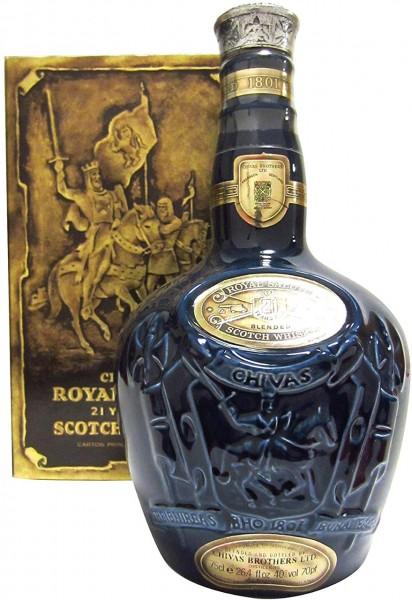 Chivas Regal Whisky Royal Salute 21 Jahre