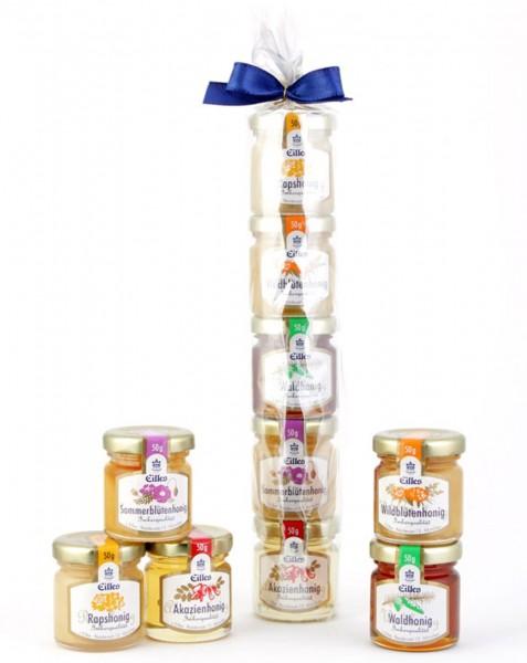 Goldene Honig-Stange