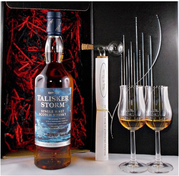 Geschenk Talisker Storm Whisky