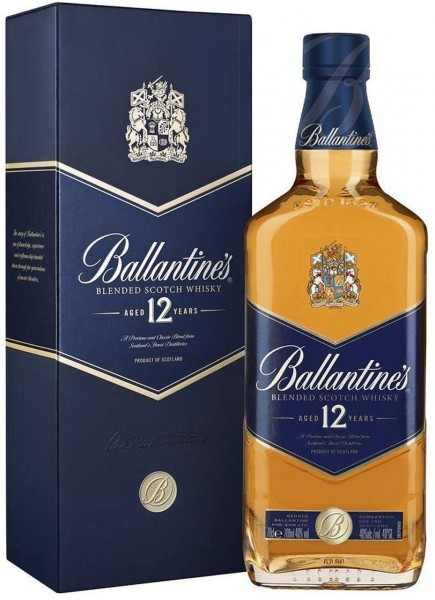 Ballantine's 12 Jahre Blended Malt Scotch Whisky