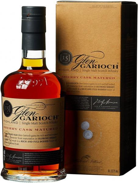 Glen Garioch Whisky 15 Jahre